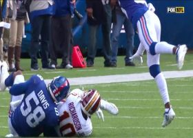 Alex Smith finds P-Rich for wide-open catch