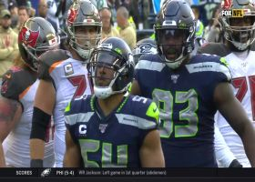 Bobby Wagner bears down on Jameis Winston for huge sack