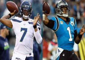 Rapoport: How Geno Smith's signing affects Cam Newton's free-agent outlook