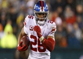 Mike Rob: One area where Giants must use Saquon differently in 2020
