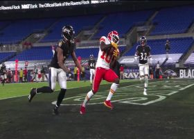 Can't-Miss Play: Mahomes, Hill beat Peters for eye-popping TD