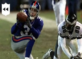 NFL Throwback: Giants' top 5 plays vs. Eagles