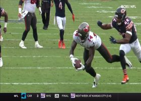 Brady's 21-yard loft to diving Godwin couldn't be better