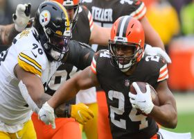 How will run game impact Steelers', Browns' 2021 records?