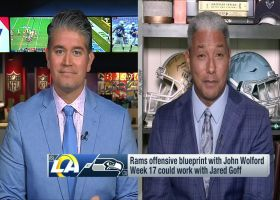 Wyche: Rams offensive blueprint with Wolford could work with Goff