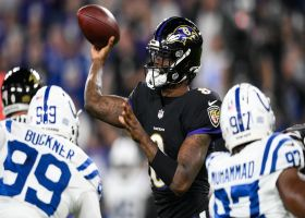 Lamar Jackson's best plays from 504-yard, 4-TD game vs. Colts | Week 5