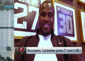 Lavonte David previews Bucs' opener vs. Cowboys in Week 1