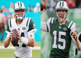 Ian Rapoport: Remains to be seen if New York Jets QB Sam Darnold or QB Josh McCown will start Week 13