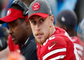 Shanahan: We're doing 'everything we can' to get Kittle deal done
