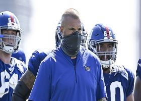 Garafolo: Giants fire offensive line coach Marc Colombo