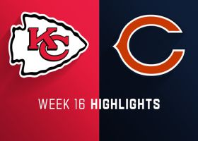 Chiefs vs. Bears highlights | Week 16