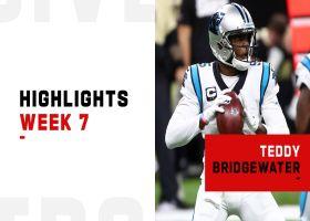 Teddy Bridgewater's best plays vs. former team   Week 7