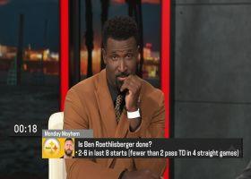 James Jones explains why Big Ben is 'done'
