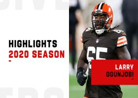 Larry Ogunjobi highlights | 2020 season