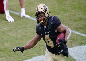 Cardinals select Rondale Moore with the No. 49 pick in 2021 draft