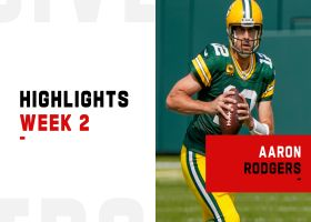 Aaron Rodgers' best throws against the Lions | Week 2
