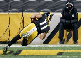 Roethlisberger rips 29-yard TD strike to Claypool to cap quick 4-play drive