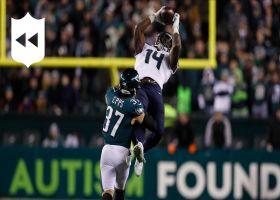 NFL Throwback: Seahawks' top 5 plays vs. Eagles
