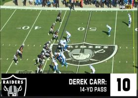 Derek Carr's top 10 plays | 2019 season