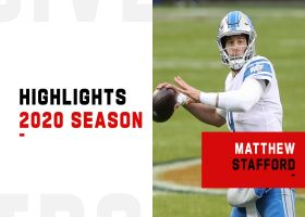 Matthew Stafford highlights | 2020 season