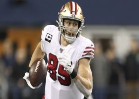 Jeremiah: Kittle's new annual salary could be 'closer to' $20 million