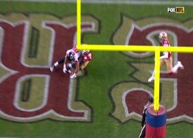 Officials overturn Austin Hooper's potential game-winning TD grab