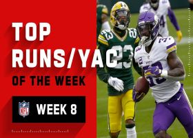 Top runs and YAC of the week | Week 8