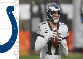 How should Colts build around Wentz in free agency, 2021 draft?