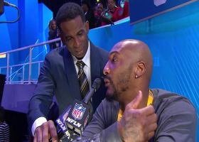 Los Angeles Rams cornerback Aqib Talib reveals his message to teammates having won Super Bowl with the Denver Broncos