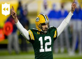 Aaron Rodgers' Top 10 career moments   NFL Throwback