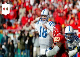Peyton Manning sets Colts' single-game passing yards record | NFL Throwback