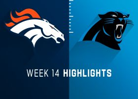 Broncos vs. Panthers highlights | Week 14