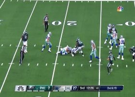 Fletcher Cox forces fumble on first sack of 2019