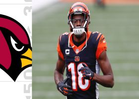 Ross, Hall: Expectations for A.J. Green with Cards in 2021