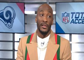 Los Angeles Rams cornerback Aqib Talib weighs in on the new reviewable pass interference rule