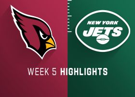 Cardinals vs. Jets highlights | Week 5