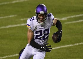 Harrison Smith hauls in Nick Foles' high throw for early INT