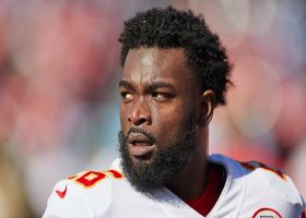 Rapoport: Chiefs releasing RB Damien Williams