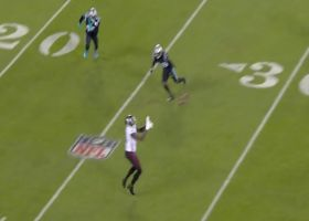 Matty Ice-Julio duo connects for second straight play of 20+ yards