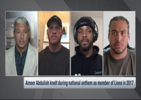 Abdullah, Kendricks share why they protest despite pushback