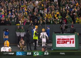Mason Crosby boots walk-off field goal for Packers