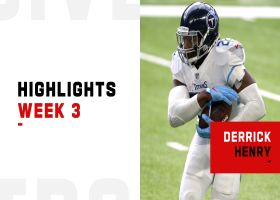 Derrick Henry's biggest plays from 2-TD game | Week 3