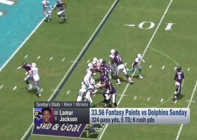 Week 1 winners | 'NFL Fantasy Live'