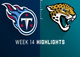 Titans vs. Jaguars highlights | Week 14