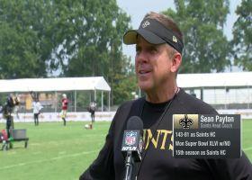 Sean Payton: Saints' QB situation will 'sort itself out'
