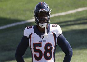 Rapoport: Broncos pick up $7M guarantee option on Von Miller's contract