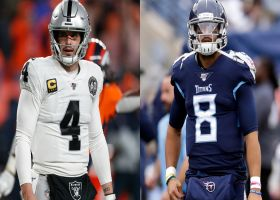 Silver details how Derek Carr-Marcus Mariota dynamic will work in 2020