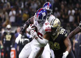 Can't-Miss Play: Saquon, Sa-GONE! Barkley burns Saints for 54-yard TD