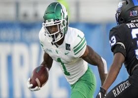 Schrager's Top 10 draft prospects: Why Jaelon Darden is a wild card to watch