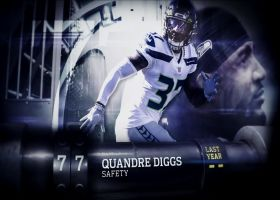 'Top 100 Players of 2021': Quandre Diggs | No. 77